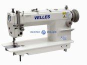 VELLES VLS 1052  Промышленная одноигольная швейная машина челночного стежка