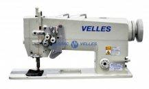 VELLES VLD 2875 Промышленная двухигольная швейная машина челночного стежка