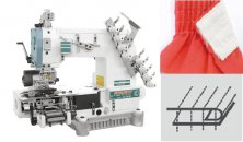 Промышленная швейная машина Siruba VC008-04095P/VWLC/FH