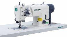 Двухигольная промышленная швейная машина ZOJE ZJ2842-BD