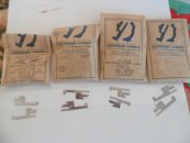 Платины (Sinker) CRISTOPH LIEBERS GmbH (Германия): Absschlagplatinen ungew 1952/26S ORG.400552/N 0.8mm fin24FH 5.5mm 6/33F5646